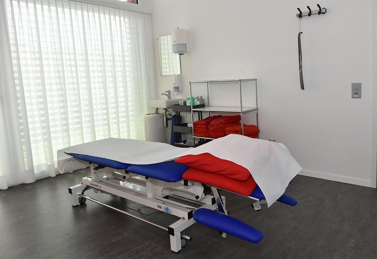 Sala Massaggi Rossa
